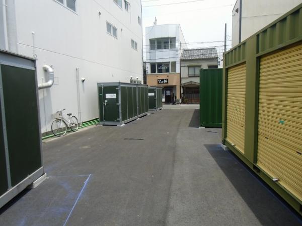 スペースプラスバイクコンテナ清水区相生町