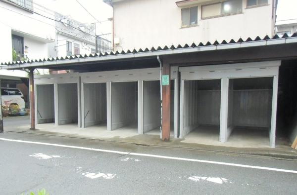 スペースプラスバイクコンテナ板橋東坂下