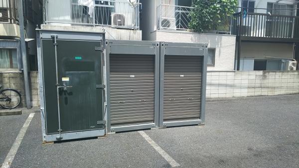 スペースプラスバイクコンテナ墨田