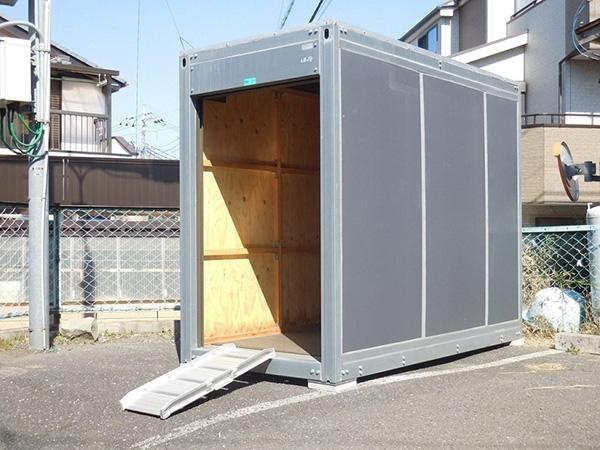 スペースプラスバイクコンテナ富士見鶴瀬西
